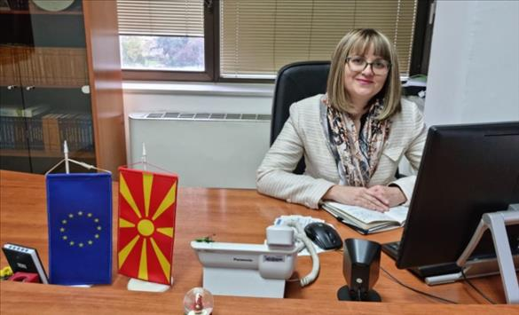 Слика од Елена Манчева: Дигиталната агенда граѓаните не ја препознаваат, иако секојдневно прават нешто поврзано со неа