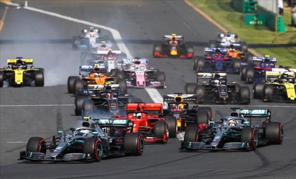 Слика од Ф1: Објавен календарот за новата сезона со рекордни 23 трки