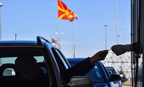 Слика од На граничните премини од македонска страна нема подолги задржувања за влез и излез од државата