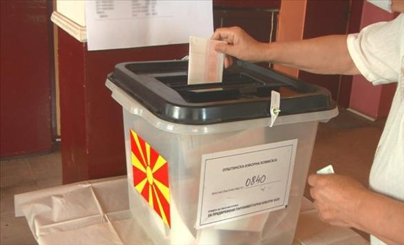 Слика од Гласањето во општините од Југоистокот почна навреме меѓутоа со технички проблеми