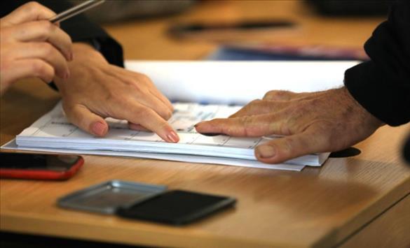 Слика од Во Општина Градско до 9,30 излезеноста на гласачите 7,5 проценти