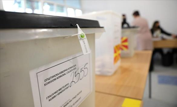 Слика од Кавадарчани со 14.4 проценти излезеност до 11 часот на локалните избори