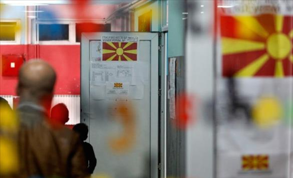 Слика од Во Гевгелија мала излезноста во првите два часа од гласањето