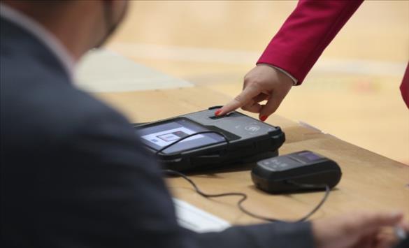 Слика од Во Гостивар проблеми со апаратите за отчитување отпечаток од прст