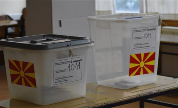 Слика од Тече гласањето во Куманово, Липково и Старо Нагоричане