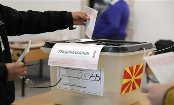 Слика од Во Демир Капија излезност од 22, 10 проценти до 11 часот на локалните избори