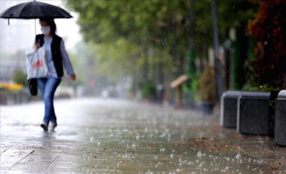 Слика од Утре локален дожд и температури до 21 степен
