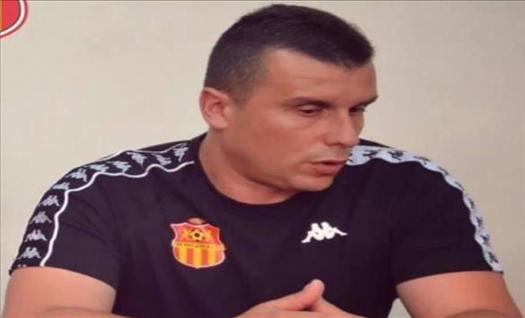 Слика од Македонија ЃП се раздели со тренерот Таневски