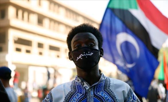 Слика од Антивладини протести во Судан
