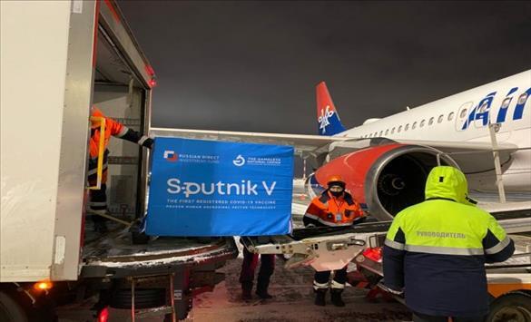 Слика од Во Србија пристигнаа уште 250.000 дози на Спутник В
