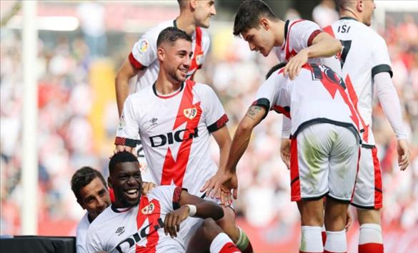 Слика од Рајо Ваљекано и Димитриевски со нов триумф се искачија четврти во Ла Лига