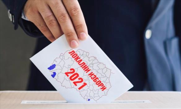 Слика од Околу 49% од граѓаните во Македонија гласале до 18:30