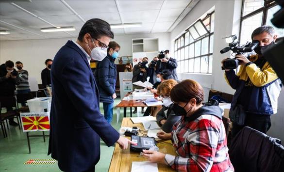 Слика од Пендаровски: Очекувам да го задржиме интегритетот и кредибилитетот до крајот на изборниот процес