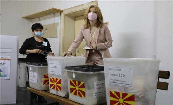 Слика од Арсовска: Се надевам дека ќе донесеме убава промена за градот Скопје