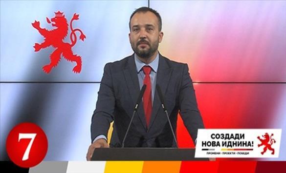 Слика од Лефков: Изборите поминаа во криминална и коруптивна атмосфера, исто како и Владата
