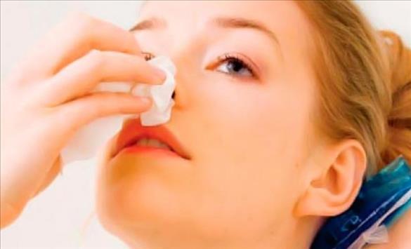 Слика од Зошто ни тече крв од носот?