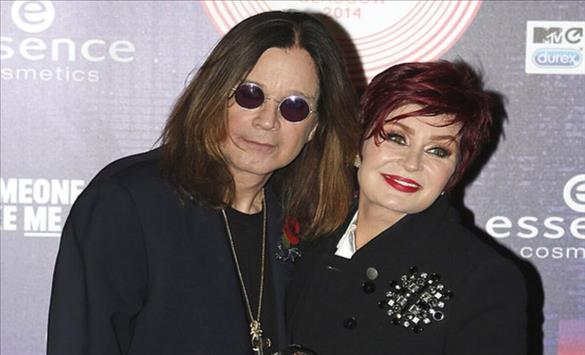 Слика од Се снима филм за Шерон и Ози Озборн