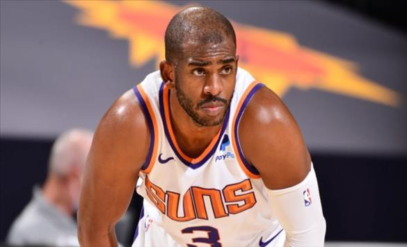 Слика од Крис Пол стана првиот во историјата на НБА кој постигна 20 илјади поени и 10 илјади асистенции