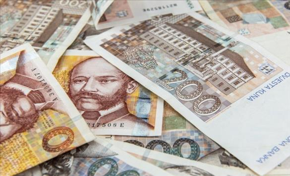 Слика од Собирање потписи за референдум во Хрватска за заштита на куната како валута
