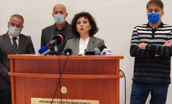 Слика од 6 месеци чекаме одговор од ОЈО за предметот со зградите кај Холидеј Ин, вели Ивановска