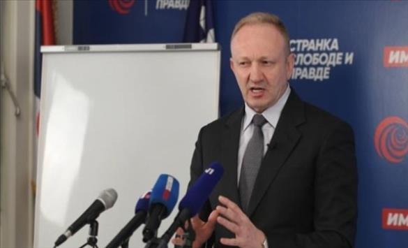 Слика од Ѓилас: Нема веќе услови за избори во Србија, доколку се решиме за бојкот ќе биде поинаков