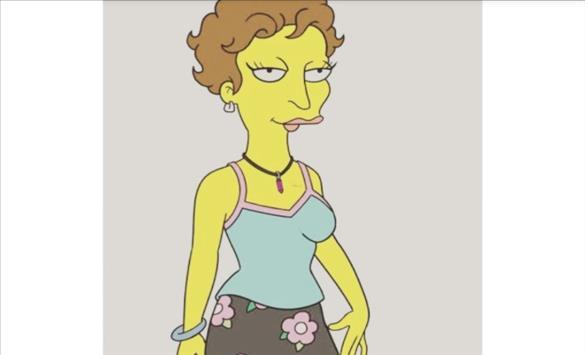 """Слика од Д-р Венди Сејџ: Нов лик во """"Симпсонови"""""""