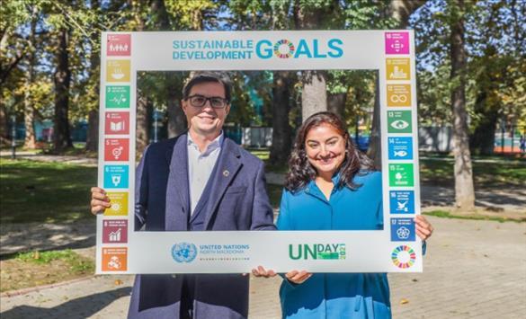 Слика од Одбележување на Денот на ОН: Одржливиот развој мора да стане највисок приоритет на сите