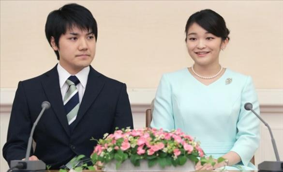 Слика од Се омажи јапонската принцеза Мако