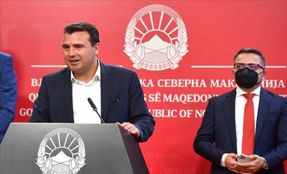 Слика од Заев и Бесими денес презентираа план за забрзан економски раст ама ќе се реализира во наредните 5 години