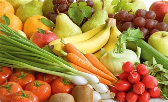 Слика од Истражување: Овошјето и зеленчукот корисни за мозокот кај тинејџерите