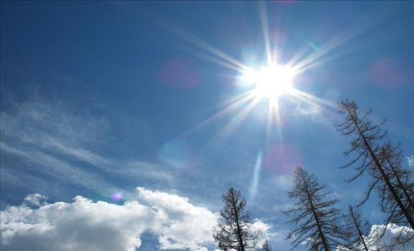 Слика од Сончево со ниски утрински температури