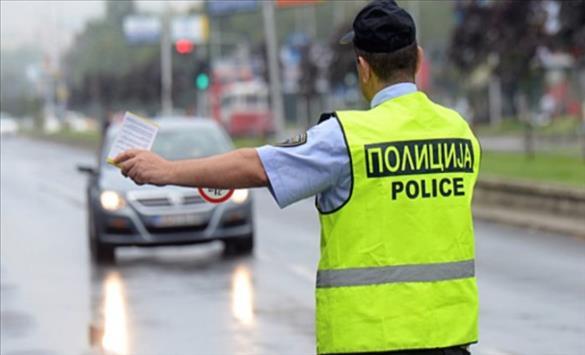 Слика од Во Тетовско за девет месеци вкупно 11.663 казни за сообраќајни прекршоци, двојно повеќе од лани