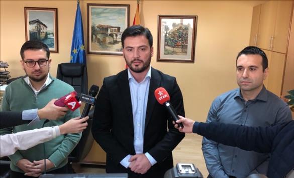 Слика од Трајче Здравков и Игор Ефтимов назначени за в.д. директори на двете штипски јавни претпријатија