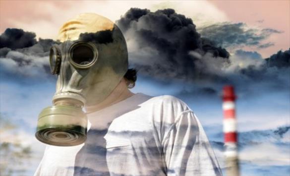 """Слика од """"Зелената"""" ДУИ не го исчисти Тетово, градот под Шара наскоро ќе биде прв по загаденост во светот"""