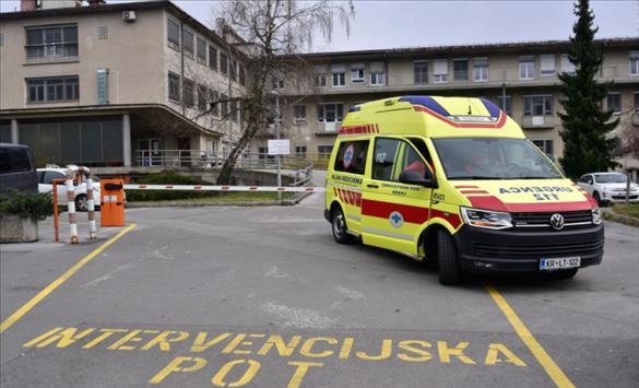"""Слика од Во Словенија епидемиолошката слика """"најлоша досега"""""""