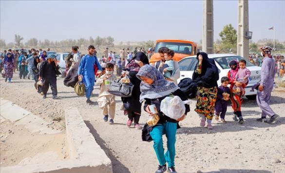 Слика од ОН: Бројот на бегалци во светот достигна светски рекорд – 48 милиони луѓе