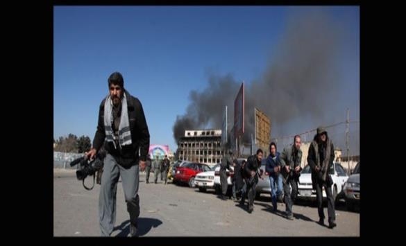 Слика од Повеќе од 30 случаи на насилство врз авганистански новинари за два месеца