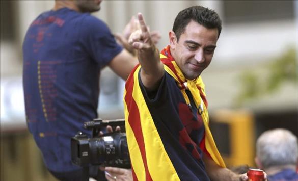 Слика од Барселона сака да го назначи Чави на тренерската позиција