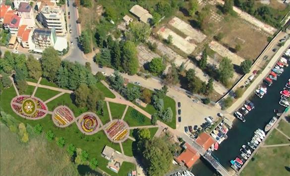 Слика од Пецаков: Нов парк на потегот од споменикот на А. Ден Долард до каналот Студенчишта