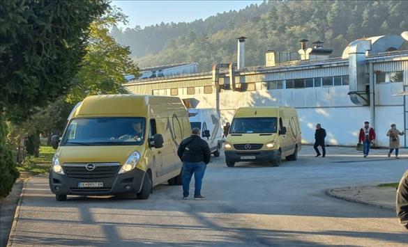 Слика од ДИК од Битола го презеде избирачкиот материјал за вториот изборен круг