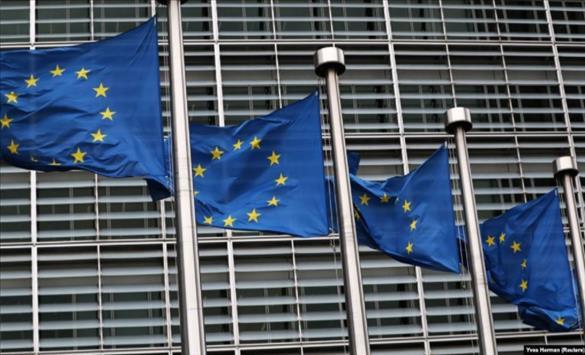 Слика од ЕУ ги поддржува напорите за воспоставување независна држава Палестина