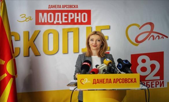 Слика од Арсовска: Сум победила многу пострашни битки во својот живот, а ќе победам и сега бидејќи не сум човек што се откажува