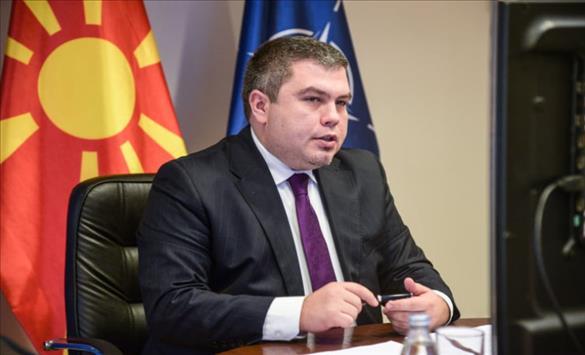 Слика од Маричиќ: Нема намалување туку ќе се зголеми буџетот за судството и обвинителството