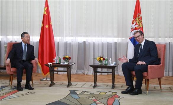 Слика од Вучиќ-Ванг Ји: Заедничките проекти на Србија и Кина вредни 8 милијарди