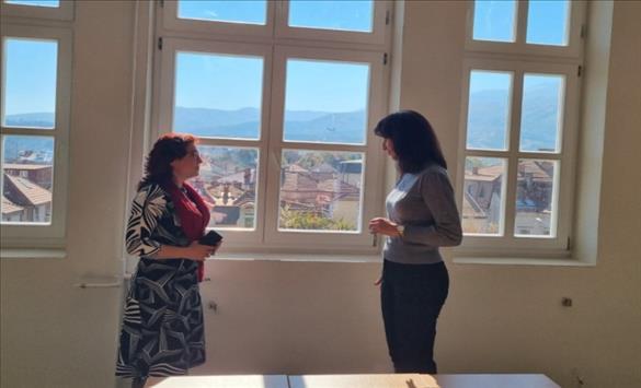"""Слика од Реконструкција на гимназијата """"Јосип Броз Тито"""" во Битола"""