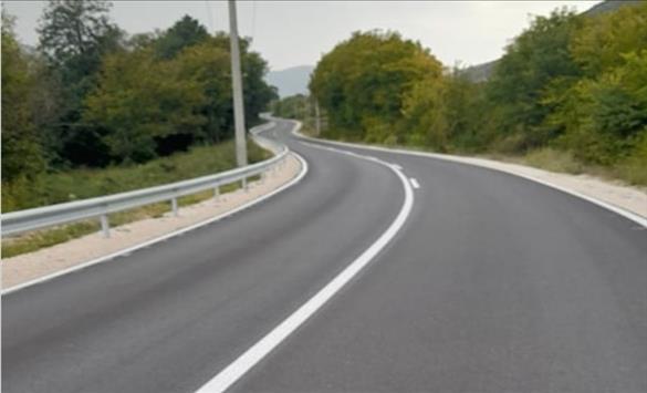 Слика од Поради минирање во прекин сообраќајот на патот Градско-Прилеп