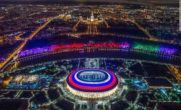 Слика од Путин: Стадионите од Мундијалот ќе останат за фудбал
